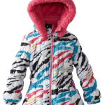 Big Chill Girls Puffer Coat