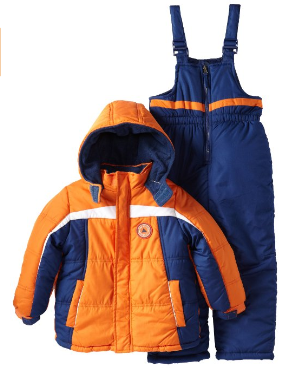 Boys CB Snowsuit Set