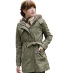 Hee Grand Faux Fur Coat