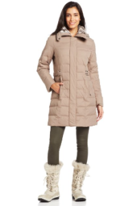 Larry Levine Down Coat