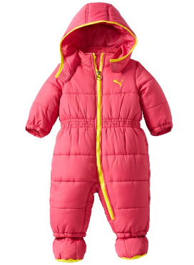Puma Infant 1 Piece Snowsuit