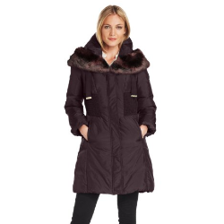 Tahari Womens Down Coat