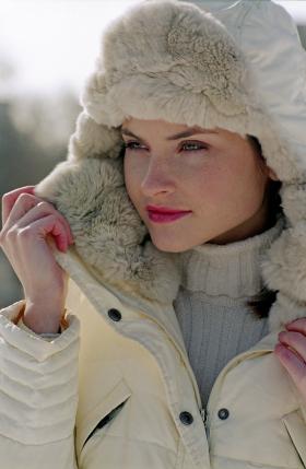 Womans Snow Jacket