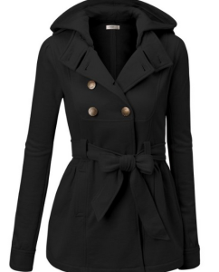 9XIS Princess Seam Coat