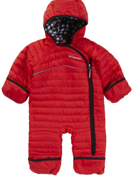 Columbia Baby-boys Shimmer Me Bunting Snowsuit