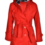 Fashion Wardrobe Belted Jacket