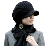 Slouchy Knit Beanie Hat